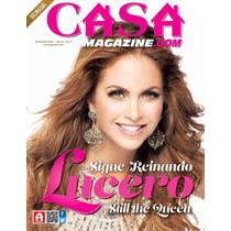 Lucero Revista Casa Magazine Usa
