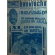 Revista De Lucha Libre,unica !!40 Aniv.arena Mexico.unica!!