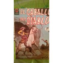 El Caballo Del Diablo.(revista-comic Antiguo) # 172 $ 70.00