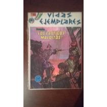 Vidas Ejemplares No.409 Los Castigos Malditos Año-1973