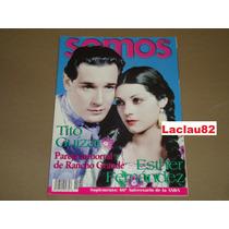 Tito Guizar Esther Fernandez Pareja Inmortal Revista Somos
