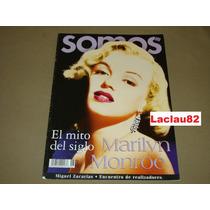 Marilyn Monroe El Mito Del Siglo Revista Somos 2001