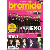 K-pop Revista Bromide Exo, B1a4, 2ne1, Cnblue