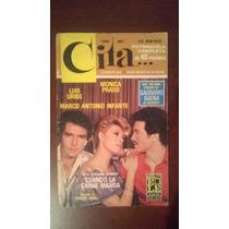 Luis Uribe Y Monica Prado En: Fotonovela Cita...