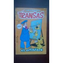El Transas Comic Tamaño Chico No.488 $60.00