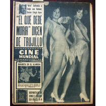 Revista Cine Mundia,emily Cranz,ana Luisa Peluffo