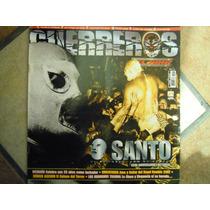El Santo 23 Aniversario Luctuoso Revista Guerreros Poster