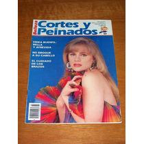 Erika Buenfil · Revista Belleza Cortes Y Peinados
