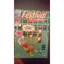 Festival Fantastico Comic Tamaño Grande No.69 Año-1988