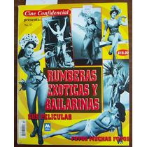 Revista Cine Confidencial,rumberas Exoticas Y Bailarinas 13