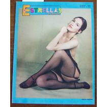 Revista Estrellas De Cinelandia, Ofelia Medina En Portada