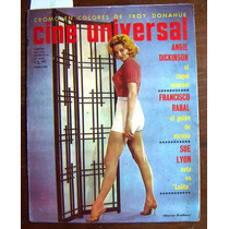 Revista Cine Uiversal,angie Dickison En Portada N°144