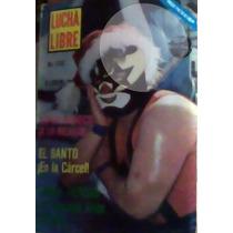 Revista De Lucha Libre,super Muñeco Unica En El Mercado!!