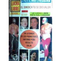 Revista De Lucha Libre,mil Mascaras,rayo De Jalisco!unica!!!