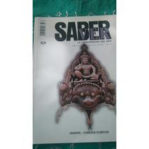 Revista Saber Ver Angkor Cabezas Olmecas