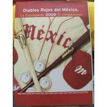 Libro Beisbol, Diablos Rojos Del México, 15 Campeonatos 2008