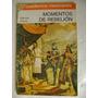 Cuadernos Mexicanos Momentos De Rebelion Manuel Payno $69