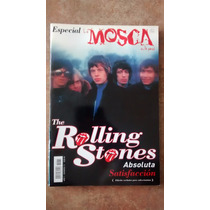 Revista La Mosca No.11 Edición Especial The Rolling Stones