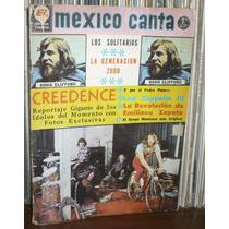 Mexico Canta Revista Creedence Revolucion De Emiliano Zapata