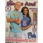Revista De Sangre Cruz Azul, Liliana Lago Y Cesar Delgado