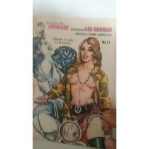 Cómic Adultos Relatos Del Jorobado Las Gringas #11 1972