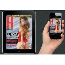 Revista H Digital Belinda Edición De Colección