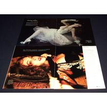 Lindsay Lohan Lote De Coleccion De Recortes De Revistas