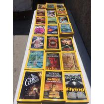345 Revistas National Geographic En Inglés Ofrezca !!!