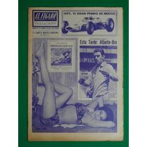 1967 Gran Premio De Mexico Formula Uno Periodico El Figaro