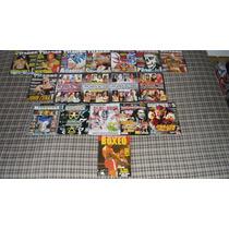 Lucha Libre Lote De 18 Revistas + 1 Muñeco + 1 Libro Wwe