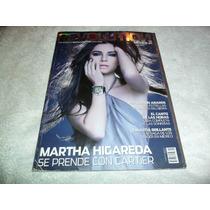 Revista Martha Higareda Revolution Fabrome