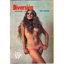 Diversion Revista Pasatiempos No.363 Mayo 1973 Rarisima