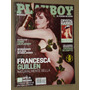 Francesca Guillen Revista Playboy Vol 9 #105 Julio 2011