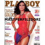 Diana Golden Playboy Mexico Vol. 4 # 43 De Mayo 2006