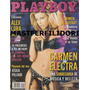 Carmen Electra Playboy Mexico Vol 1 # 7 Mayo 2003