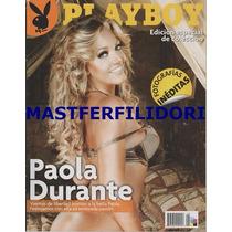 Paola Durante Playboy Mexico Edición Especial 2008