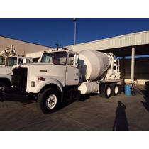 Revolvedora De Concreto Ford L9000 Mod. 86 Para 8.5 Mts