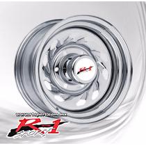 Rines 15x10 5-127 R R1 Sport Ydh A-19 Cromado Et43 ¡¡nuevo!!