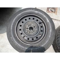 Llanta Michelin Con Todo Y Rin 205/60 R15 De Cirrus