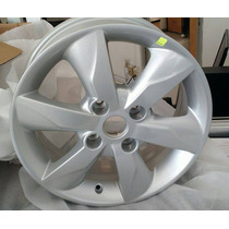 Tiida - Rin De Aluminio 15
