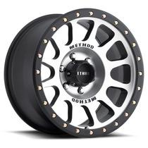 Rin Method Wheels 301 Negro Mate 16 Diferentes Aplicaciones
