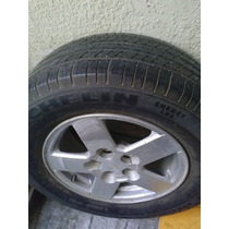 1 Rin 16x6.5 Chevrolet Equinox $3000 Sin Llanta