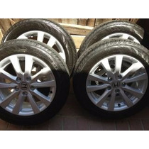 Rines 16x6.5 Honda Civic $1900 C/u Crv,accord Jgo 7600