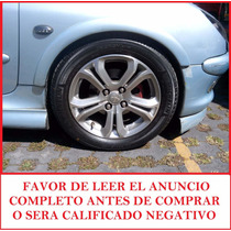 Rines Originales 16 Pulgadas Peugeot Ford Ka Fiesta