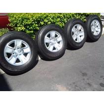 Rines 17x8 Chevrolet Silverado $4000 C/u Tahoe Jgo 16000