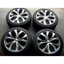 Rines 17x7 Honda Civic Si $3250 C/u Sin Llantas Jgo 13000