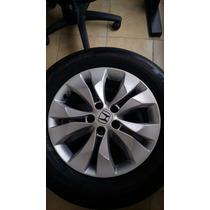 Rines Y Llantas De Honda Crv Accord De 17 5/114