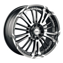Rin 18 X 7.5 5-115 #tr-001 Msgm Racing Power