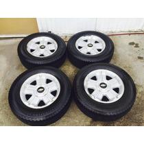 Rines/llantas18x8 Chevrolet Z71 $2500 C/u Cheyenne Jgo 10000