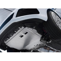 Ecs Tuning Skid Plate Aluminio Audi A3 Vw Gti Seat Leon 06&g